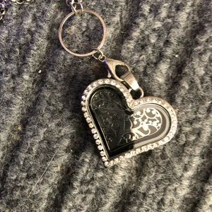 Your choice locket with 4 charms